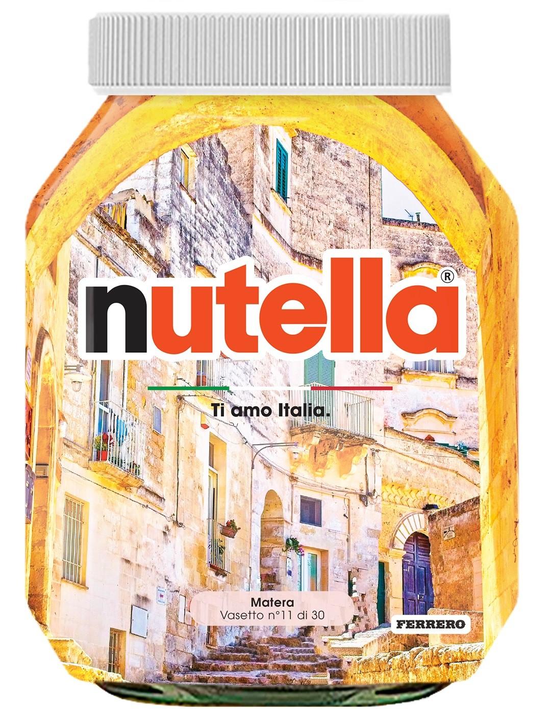 Nutella 11 Basilicata Matera