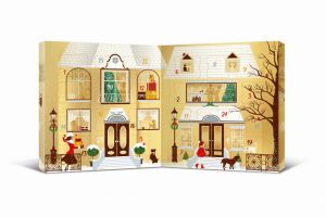 Calendario Avvento Ferrero Collection interno