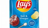 Salt Vinegar patatine Lay's