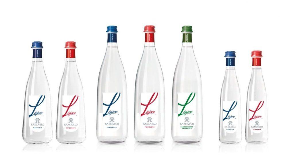 Acqua San Carlo Légère_Gamma