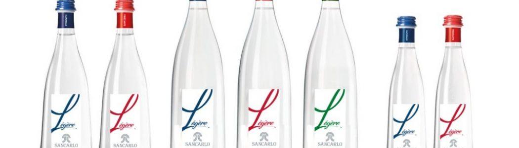 Légère: linea di acqua leggera by San Carlo