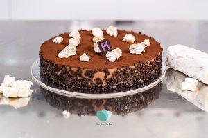 Ricetta anti spreco_Mousse cioccolato fondente e torrone