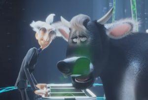 dottor fake mucca bruna