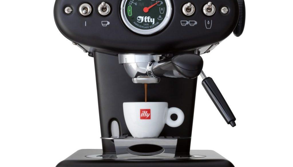 illy macchina da caffe X1 black