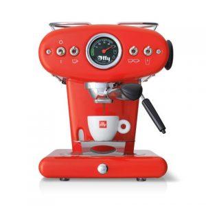illy macchina da caffe X1 red