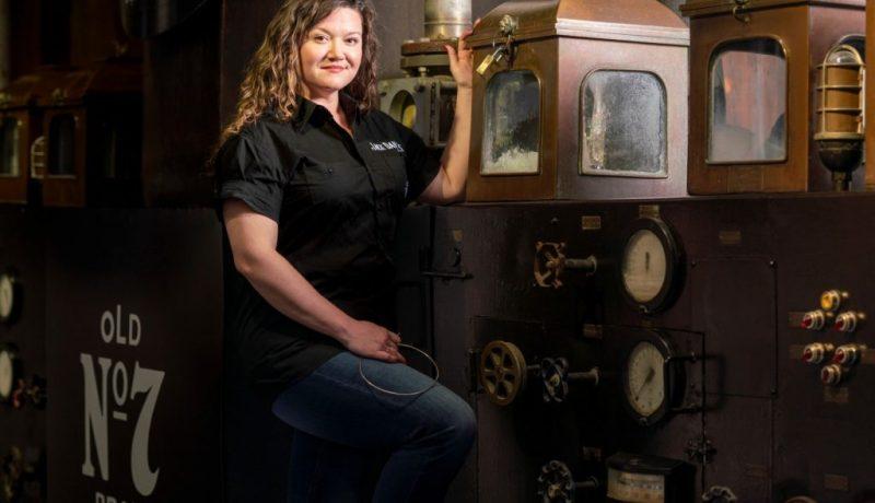 Lexie Phillips, Assistant Distiller, Jack Daniel's