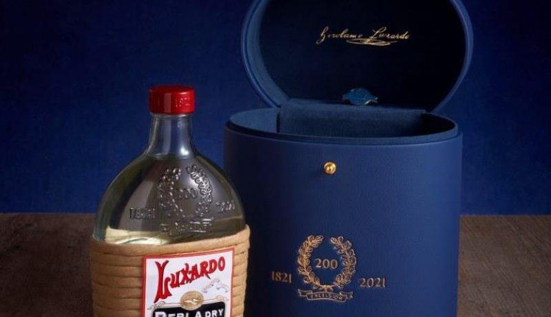 Maraschino Perla Dry Riserva Luxardo astuccio