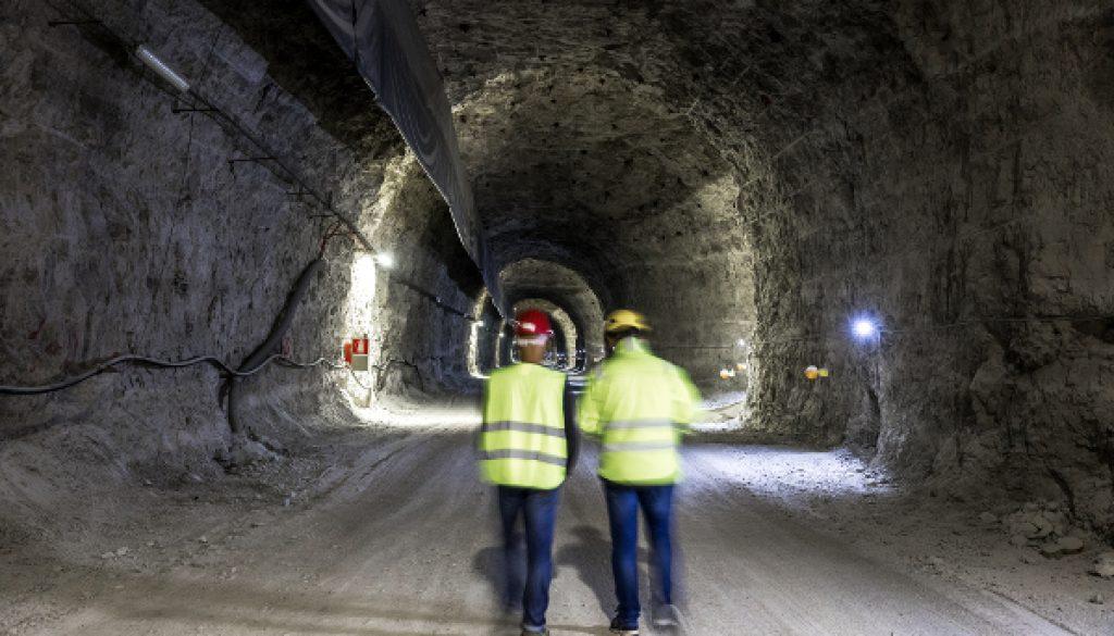 miniera San Romedio