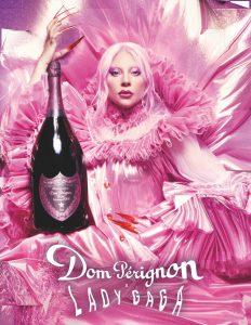 Lady Gaga - Dom Pérignon