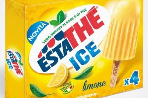 ghiacciolo estathe limone
