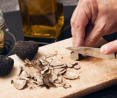 tartufo e olio umbro