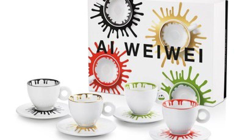 Ai Weiwei illycaffe Art Collection