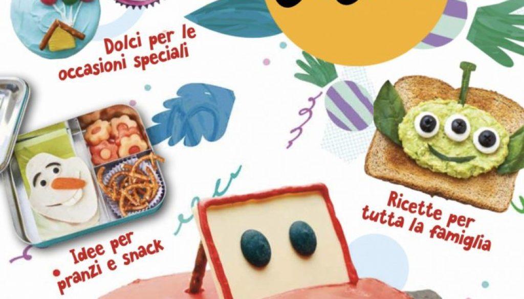 Disney In Cucina, Panini
