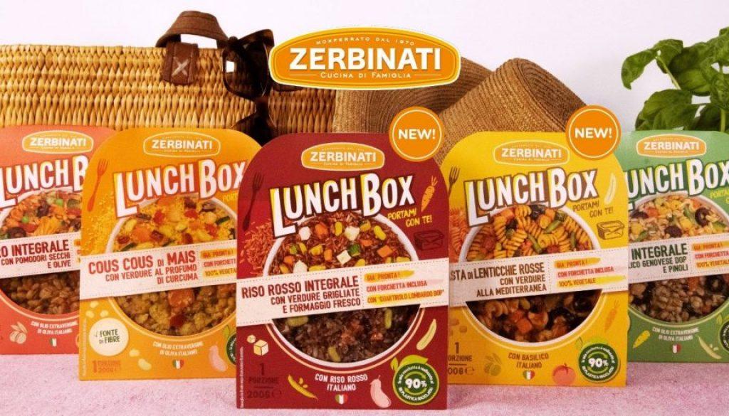 Lunch Box Zerbinati