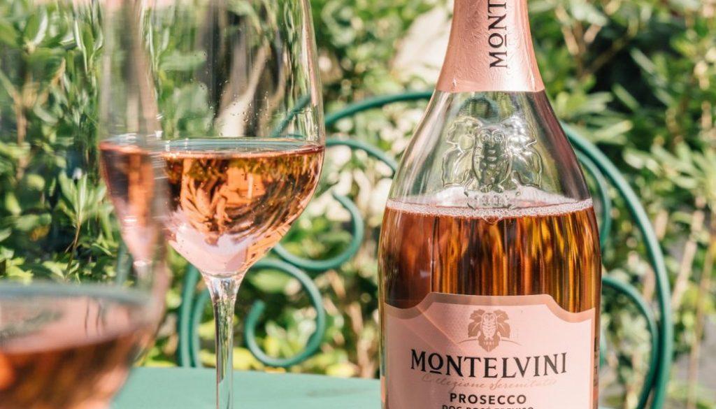 prosecco rosé Montelvini