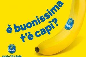 Chiquita - Affissioni - Milano