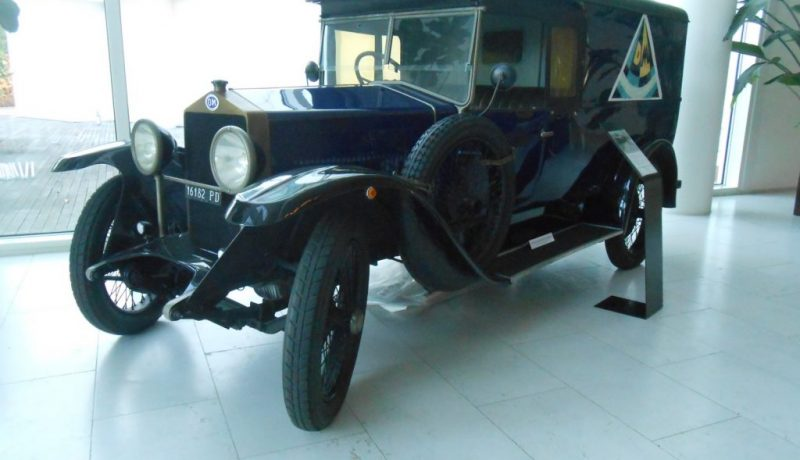 OM 1927 Diemme